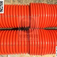 浙江HFCM雙壁波紋管生產、外徑192HFCM雙壁波紋管