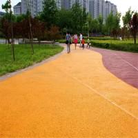 邛崍廠家出售混凝土壓花地坪透水路面藝術地坪